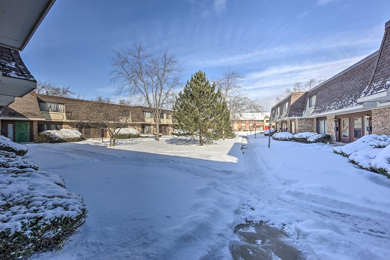Find everything you need within minutes of the townhome!