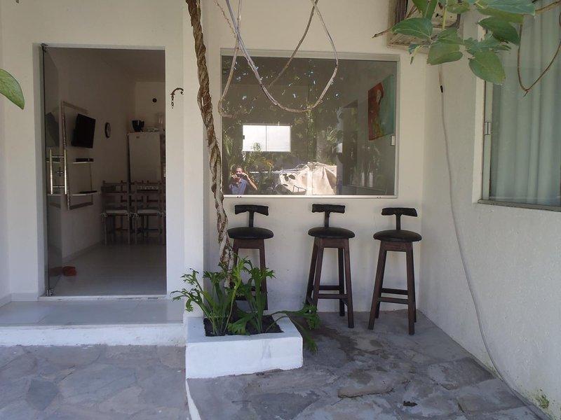 Casa Tiê, porto seguro,Bahia – semesterbostad i Porto Seguro