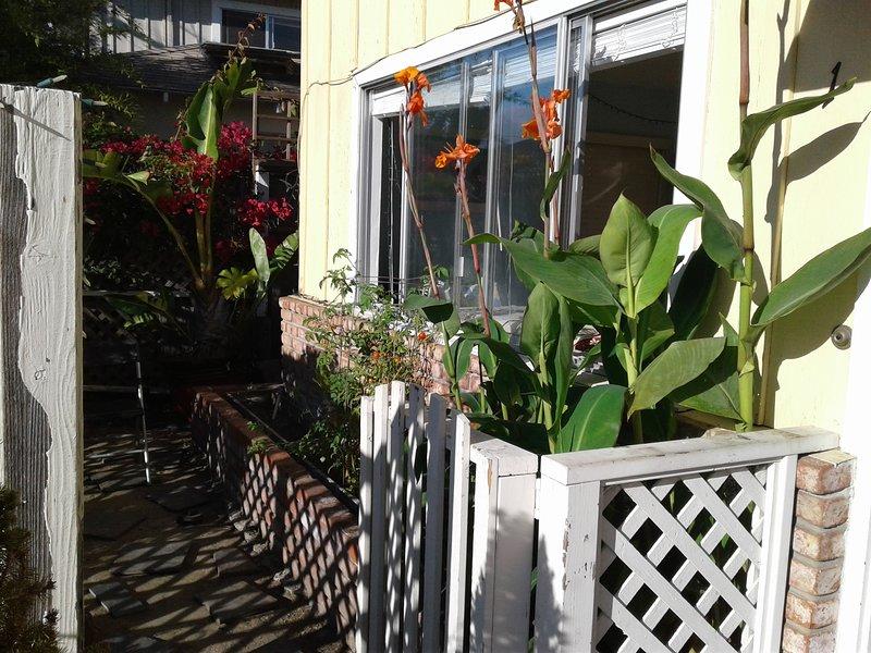 Sunny Seabright Beach Getaway, alquiler de vacaciones en Ben Lomond