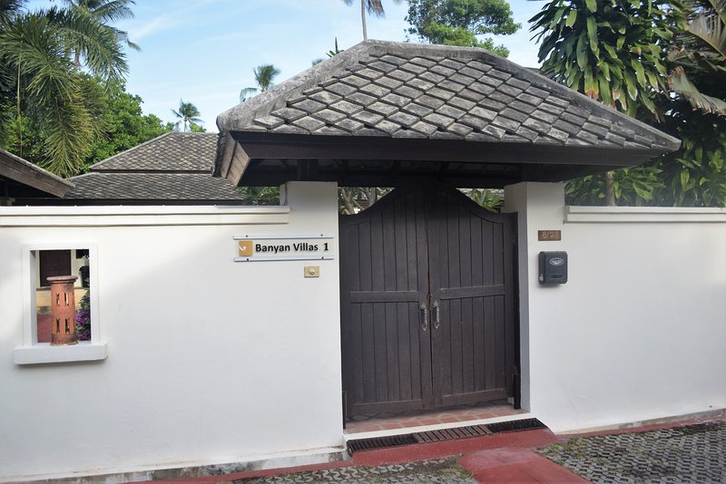 Banyan Villa 1 Entrada