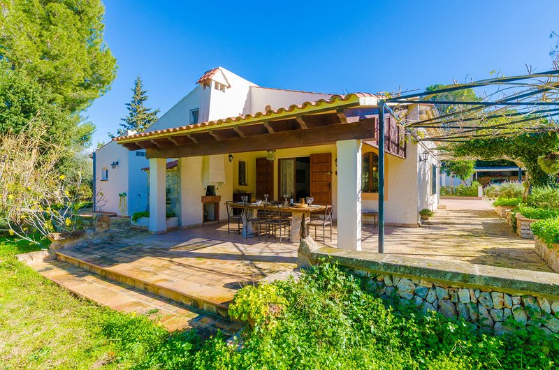 CAN CAPULLA 6 - Chalet for 6 people in ses Covetes, location de vacances à Sa Rapita