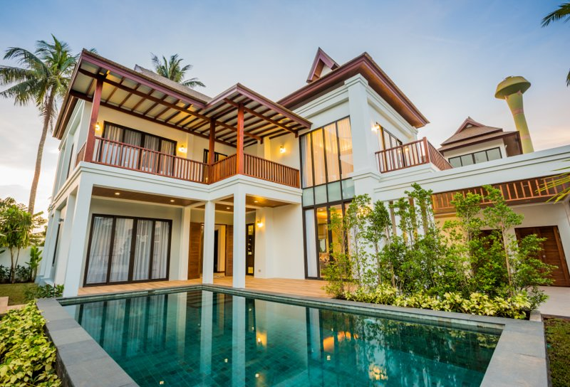 Beautiful 4 Bedroom Villa Palavee (B1), holiday rental in Ao Nang