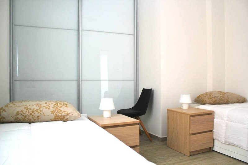 another view of the 2nd bedroom