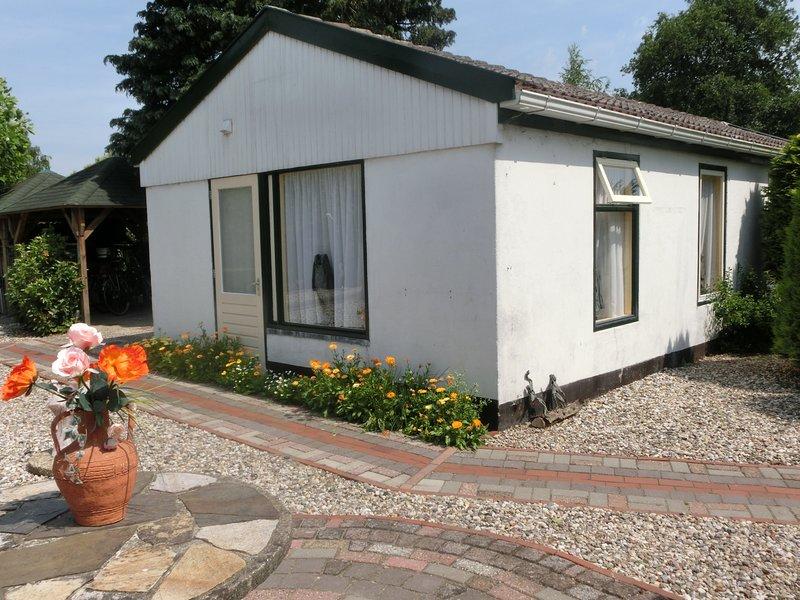 Vakantiehuisjes De Duif, Esther, holiday rental in Drenthe Province