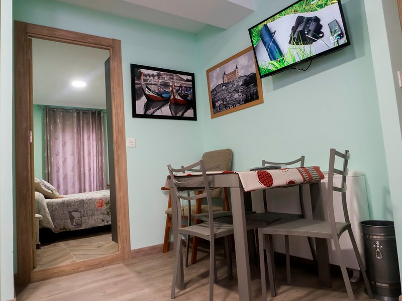 APARTAMENTO VRIOS14IZ, holiday rental in Villacelama