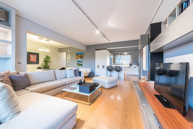Athenian Loft with Acropolis View, holiday rental in Athens