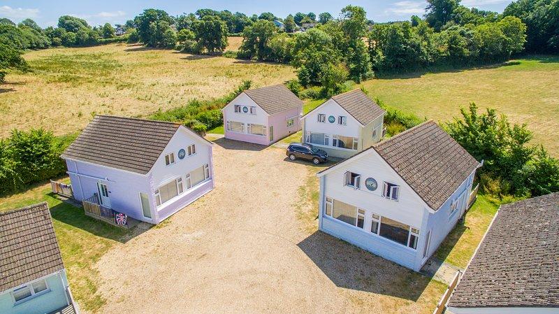 Amazing Salterns Village Premier 4 Bedroom Cottage Seaview Isle Beutiful Home Inspiration Ommitmahrainfo