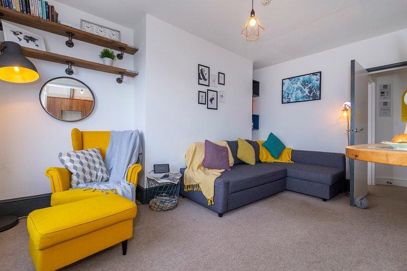 Seaview Apartment - Margate, location de vacances à Margate