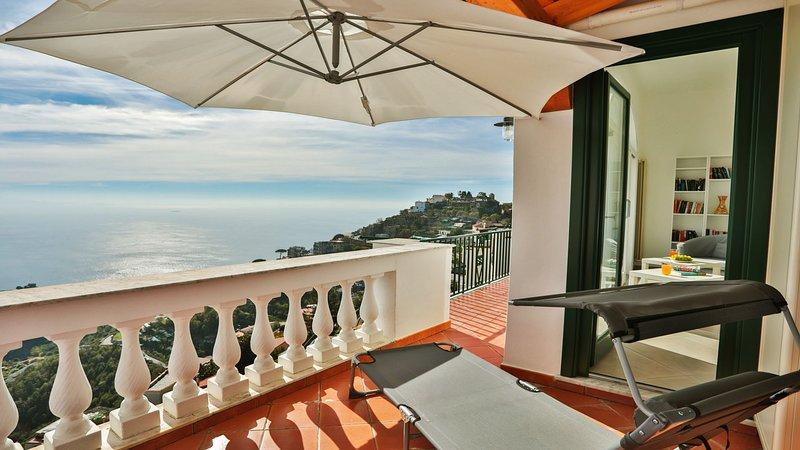 LA ROMANTICA - Ravello, vacation rental in Ravello