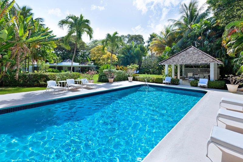 Queens Fort 10 es el alquiler de vacaciones ideal en Barbados
