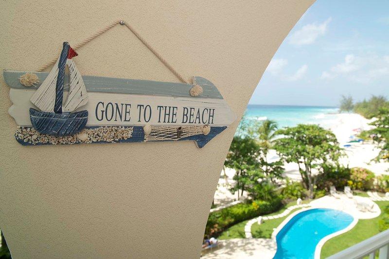 Fabulous beach condo
