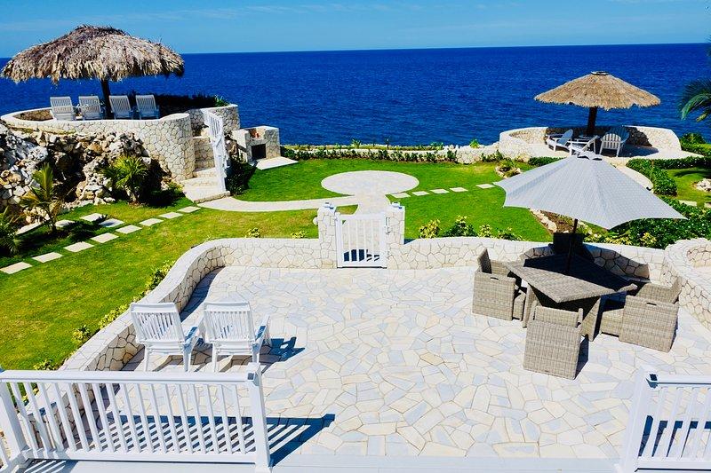 Stunning Ocean View, location de vacances à Orange Bay