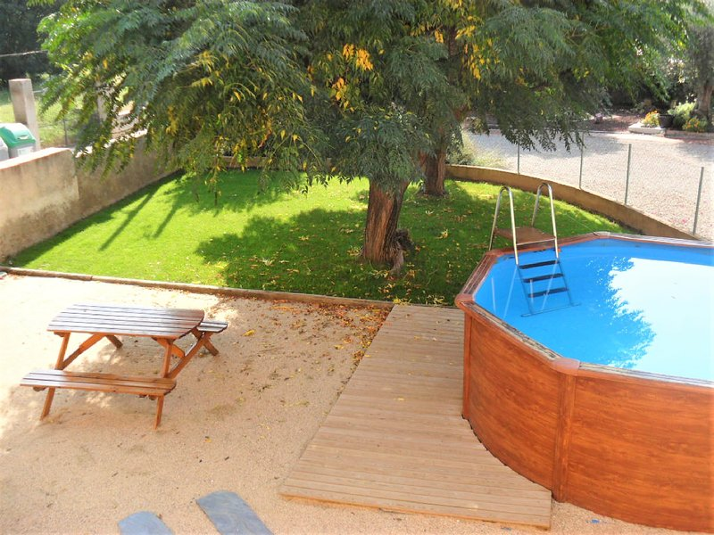 Costabravapartment Can Borrellet + pool. 10mins to beach, location de vacances à Pontos