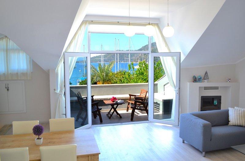 Holiday Apartment Guney 6, vacation rental in Gocek