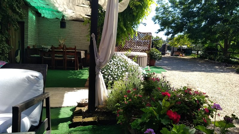 A Ca du Gallu, location de vacances à Lingueglietta