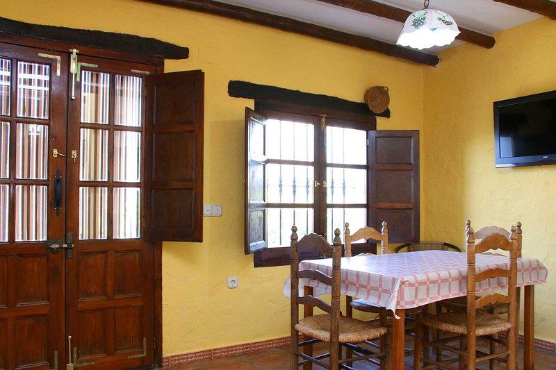 Casa Rural Albahaca, holiday rental in Benalauria