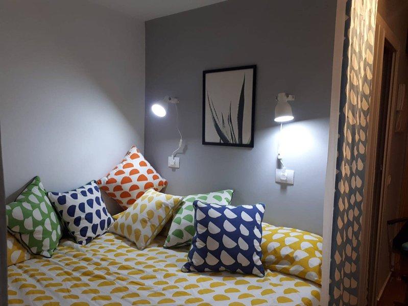 Vcv Apartamento Puntilla, vacation rental in Utiaca