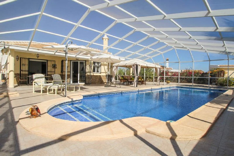 Villa Kara, holiday rental in Arboleas