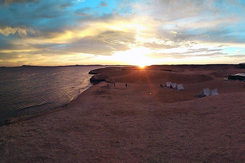 SinaCamp Ras Mo - Tented Camp #1, vacation rental in Sharm El Sheikh