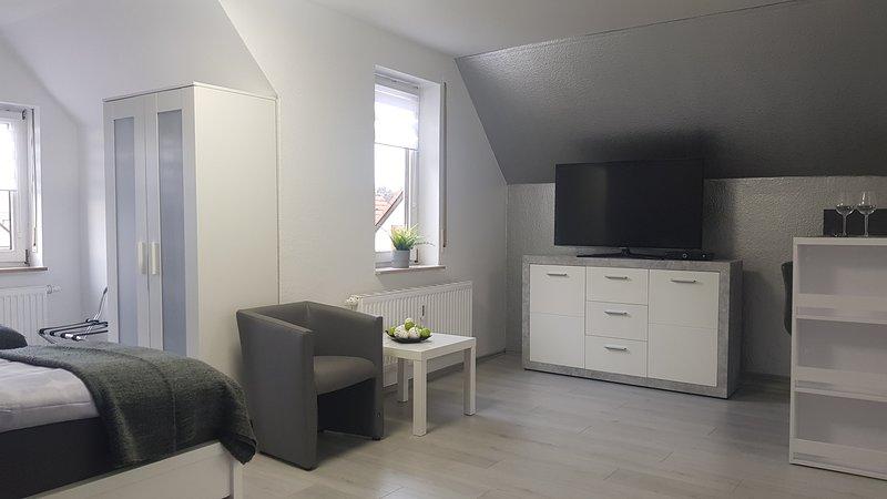 city apartment, Ferienwohnung in Nürtingen