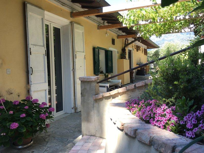 Villa Vento Largo,casa Anna CITR 008065-AGR-006, holiday rental in Ventimiglia