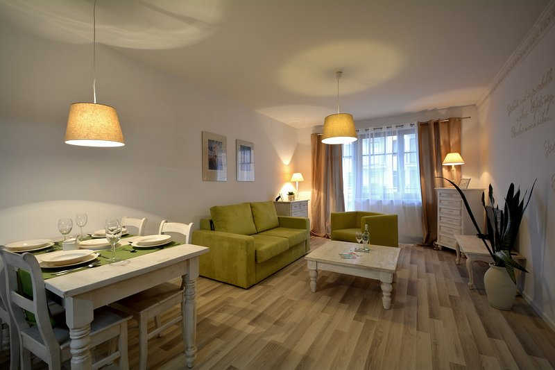 Ambria Apartments V, holiday rental in Western Poland