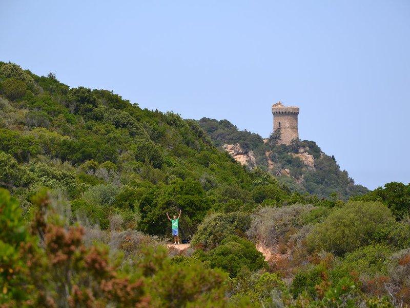 Tour de Capo of Muro
