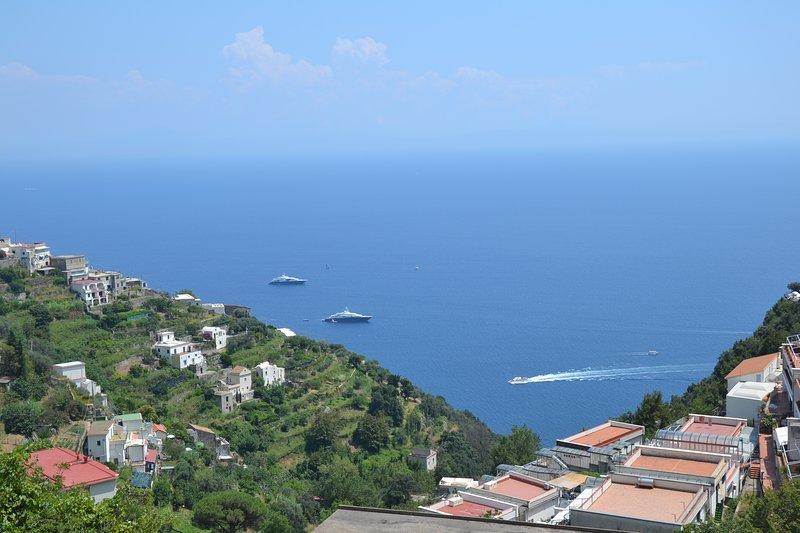CASA ALMARY WITH SEA VIEW, vacation rental in Pogerola