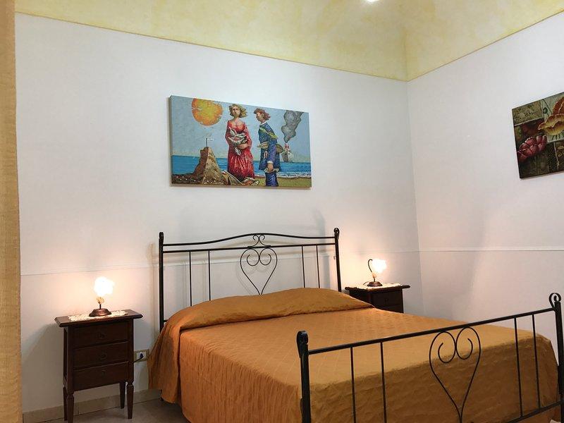 Case Vacanza Loria - Casa Family, holiday rental in Castelluzzo
