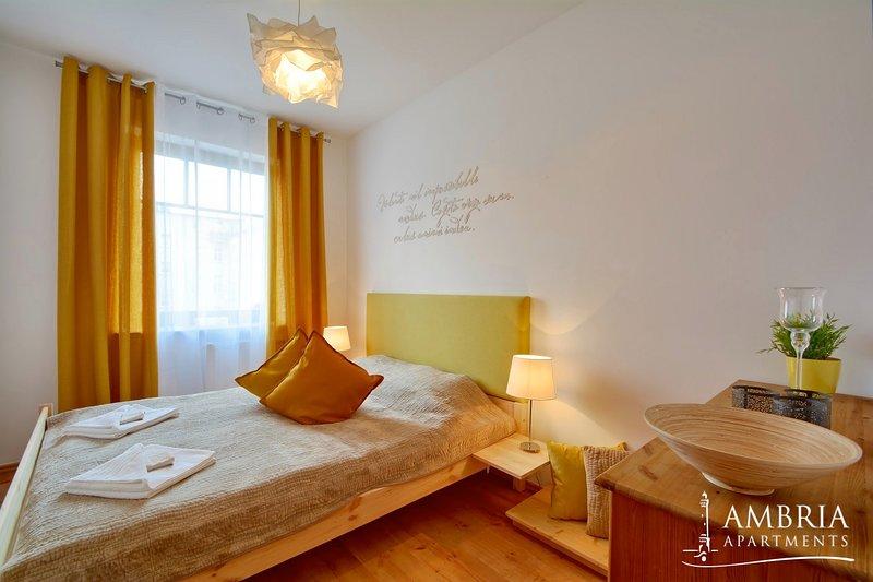 Ambria Apartments VI, location de vacances à Miedzyzdroje