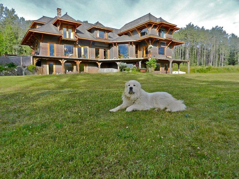 HayDuke ranch - Private room, location de vacances à Smithers