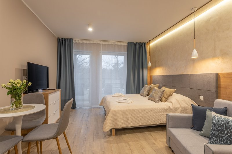Ambria Apartments Dune, holiday rental in Swinoujscie