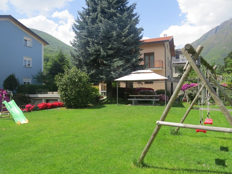 BED & BREAKFAST OSSOLA -Domodossola- Bambini Gratis-, vacation rental in Baceno