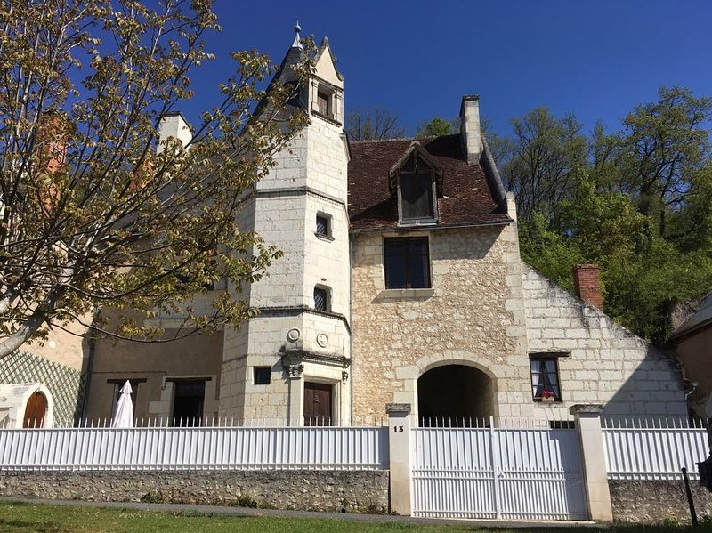 Le Manoir des Roches, holiday rental in Bourre