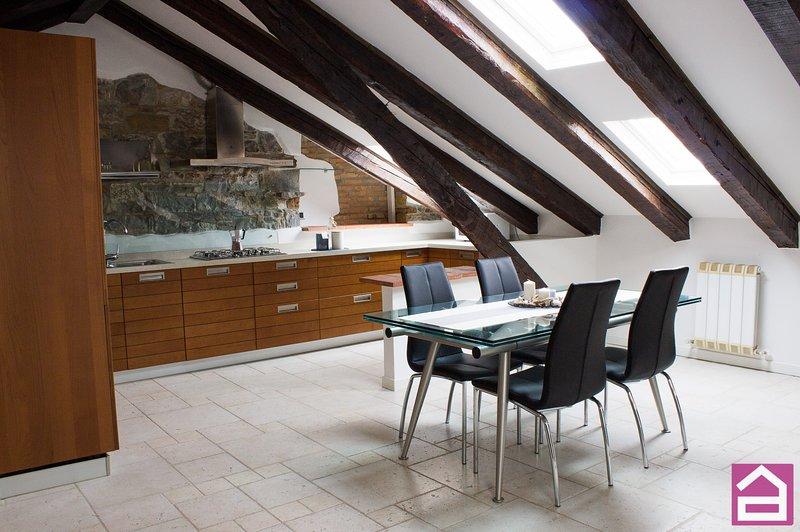 Appartamento in Madonna del Mare, aluguéis de temporada em Trieste