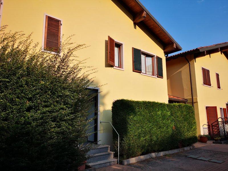 Appartamento Luciana, holiday rental in Cavriana