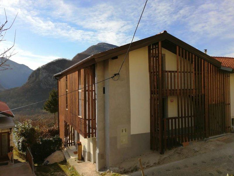 Hiša Hansa, vacation rental in Kobarid