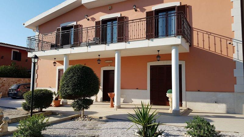 Plats Villa Fatima.