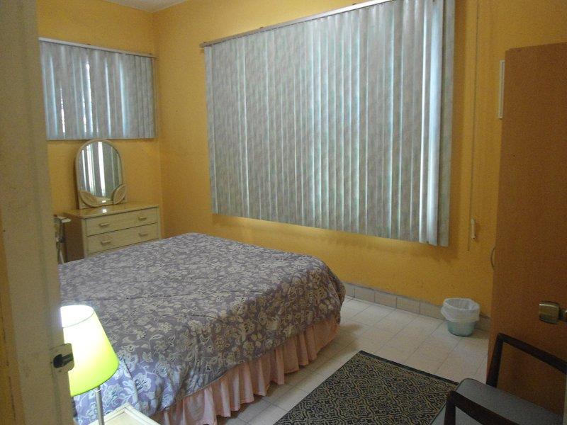 Las habitaciones tienen aire acondicionado.