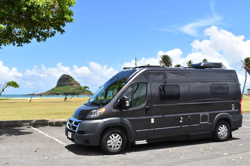 'Maui Wowie' - 2018 Hymer Campervan RV, location de vacances à Waipahu