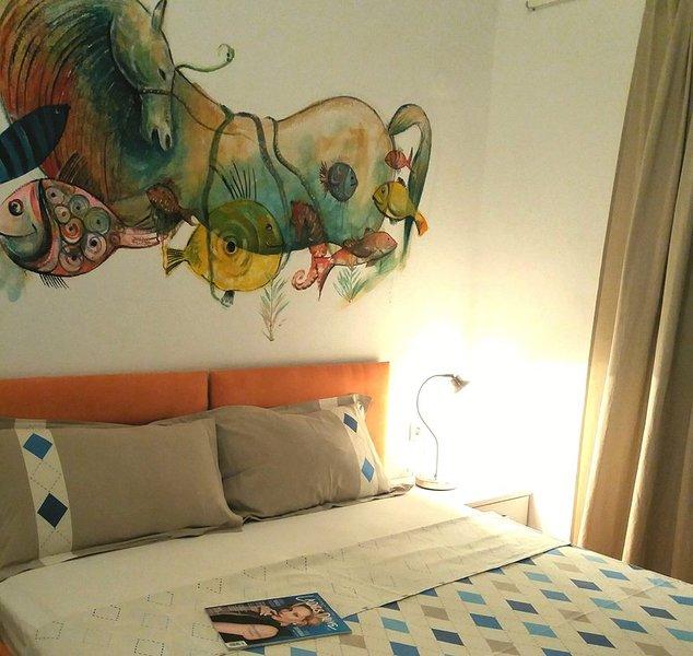 Studio AZUR, Estate under the Paintbrush, Rukavac, Vis Island, vacation rental in Island of Vis