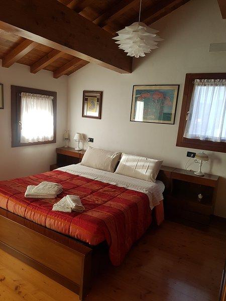 Bella vista, holiday rental in Zane