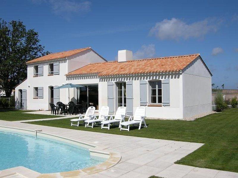 Villa Calme, Ferienwohnung in L'Aiguillon-sur-Vie