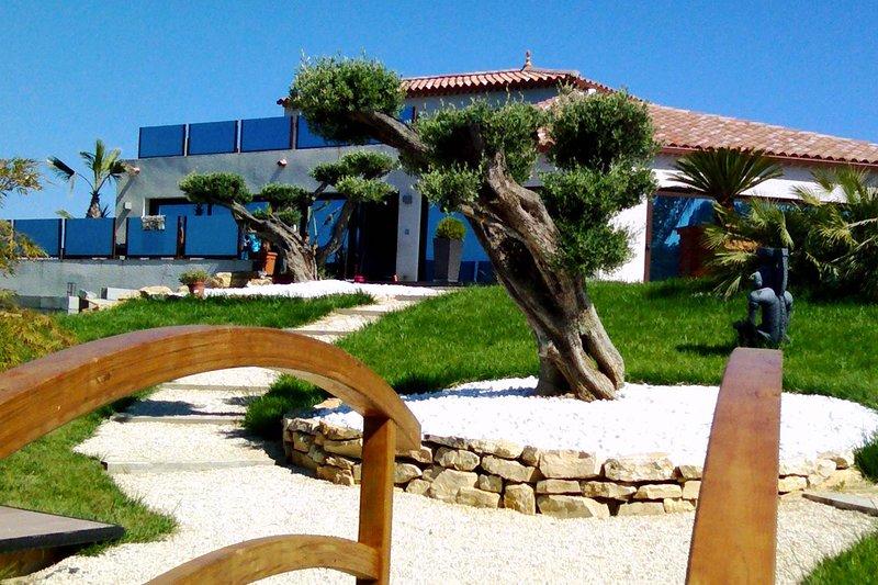 Domaine Taino 600m2 Piscine Intérieure & Jacuzzi - Sauna - Hammam, vacation rental in Vaucluse