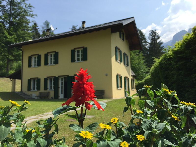 CASINA DI SELLA, vacation rental in Telve