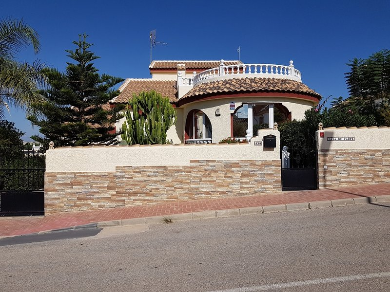 Ref B430 Neptuno with Private Pool, vacation rental in Mazarron