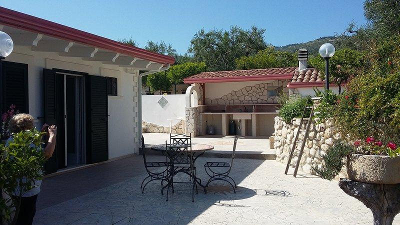 Casa VACANZA al macchione, alquiler de vacaciones en Mattinata