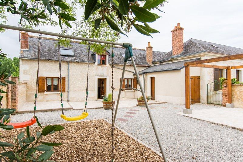 Au Gué Chappée - Meublé de Tourisme 4****, vacation rental in Mayet