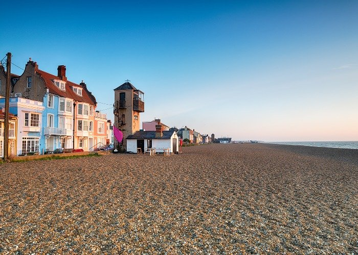 Pebble Cottage Aldeburgh 5 mins walk from beach!, location de vacances à Haughley