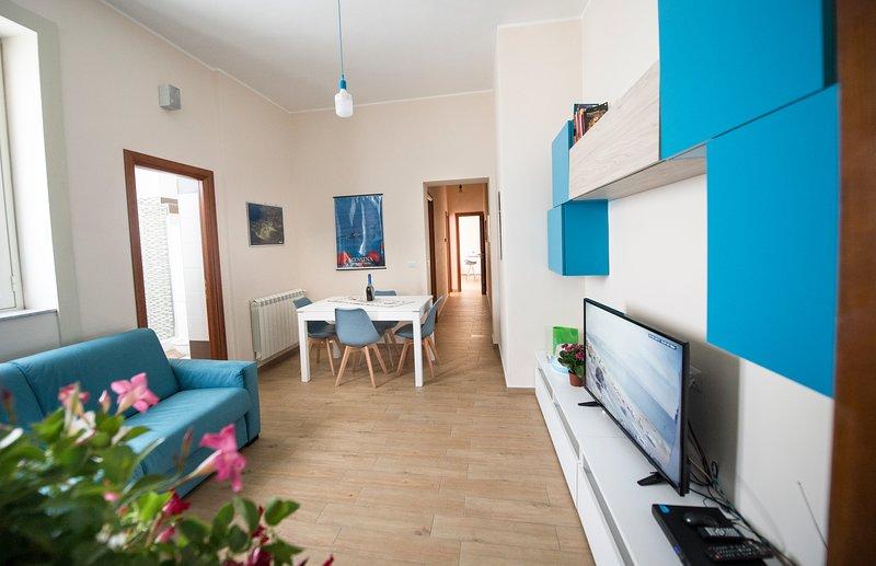 La casa di Pace Interno 2, vacation rental in Torre Faro